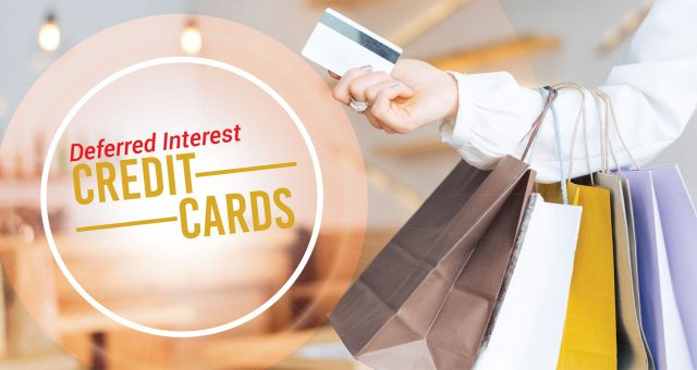 Don't Fall into Deferred Interest Credit Cards over the Holidays or You'll Pay 27% More Interest.